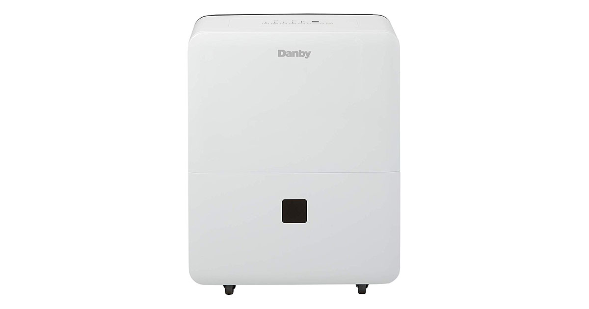 Danby Energy Star 30 Pint Dehumidifier image