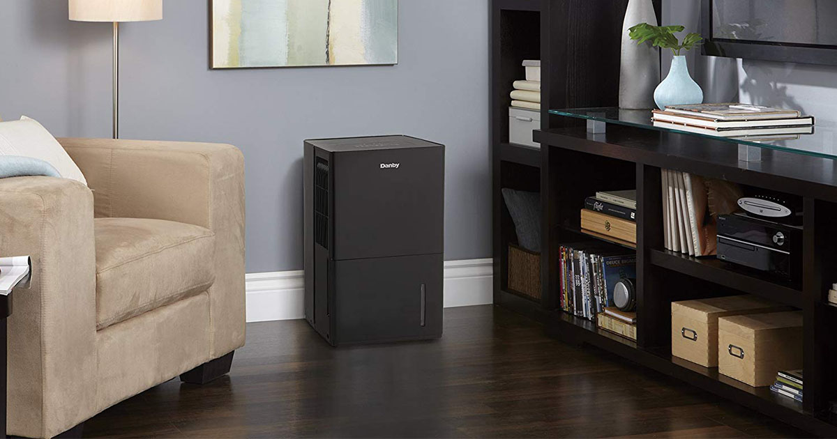 The Best Danby Dehumidifiers Review 2019   Tested Models