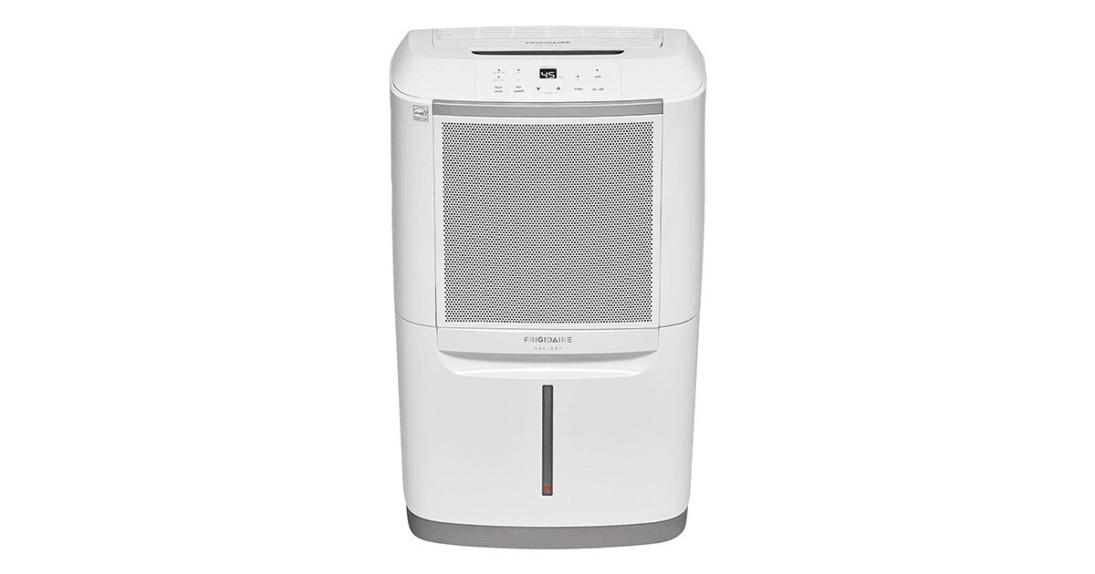 FRIGIDAIRE 70 Pint Dehumidifier with Wi-Fi Controls image