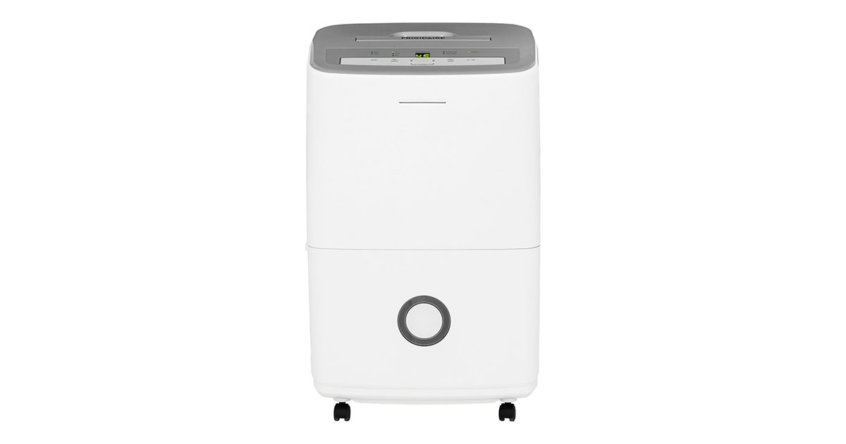 Frigidaire 50 Pint Dehumidifier with Effortless Humidity Control White image