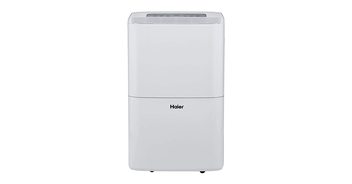 6 Best Haier Dehumidifiers of 2019 - Reviewed by