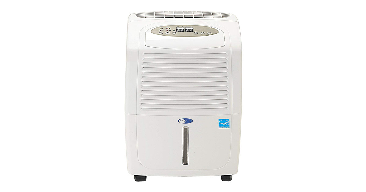 Whynter Energy Star 30 Pint Portable Dehumidifier image