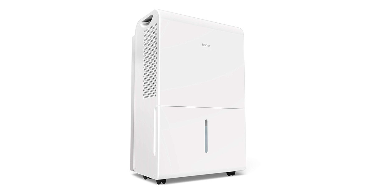 hOmeLabs 30 Pint 1500 Sq Ft Energy Star Dehumidifier image