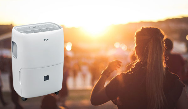 How to use a dehumidifier in summer image