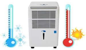 When to use a dehumidifier-winter or summer image