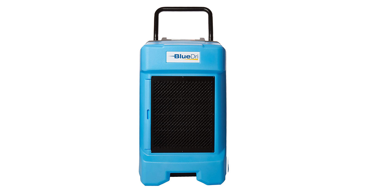 BlueDri BD 130P 225PPD Industrial Commercial Dehumidifier image
