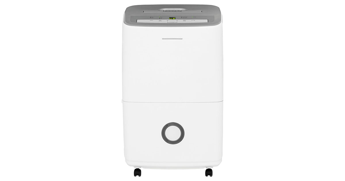 Frigidaire 30 Pint Dehumidifier with Effortless Humidity Control White image