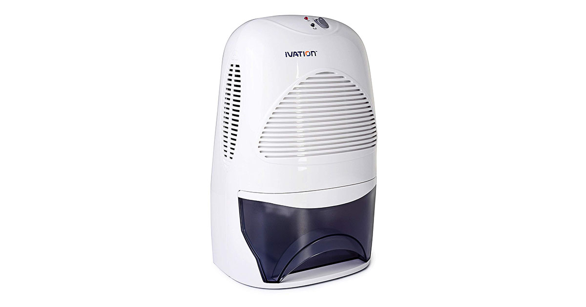Ivation IVADM35 Powerful Mid-Size Thermo-Electric Dehumidifier image
