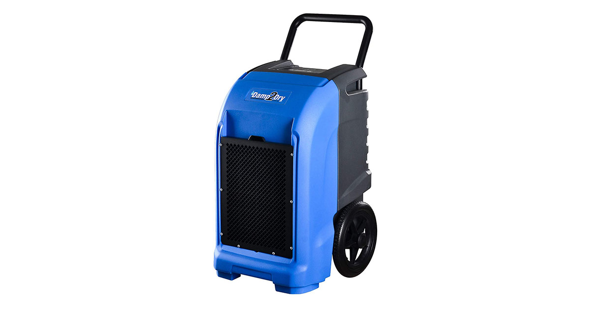 Perfect Aire 1PACD150 Damp2Dry Commercial Dehumidifier image