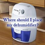Where to place my Dehumidifier Image