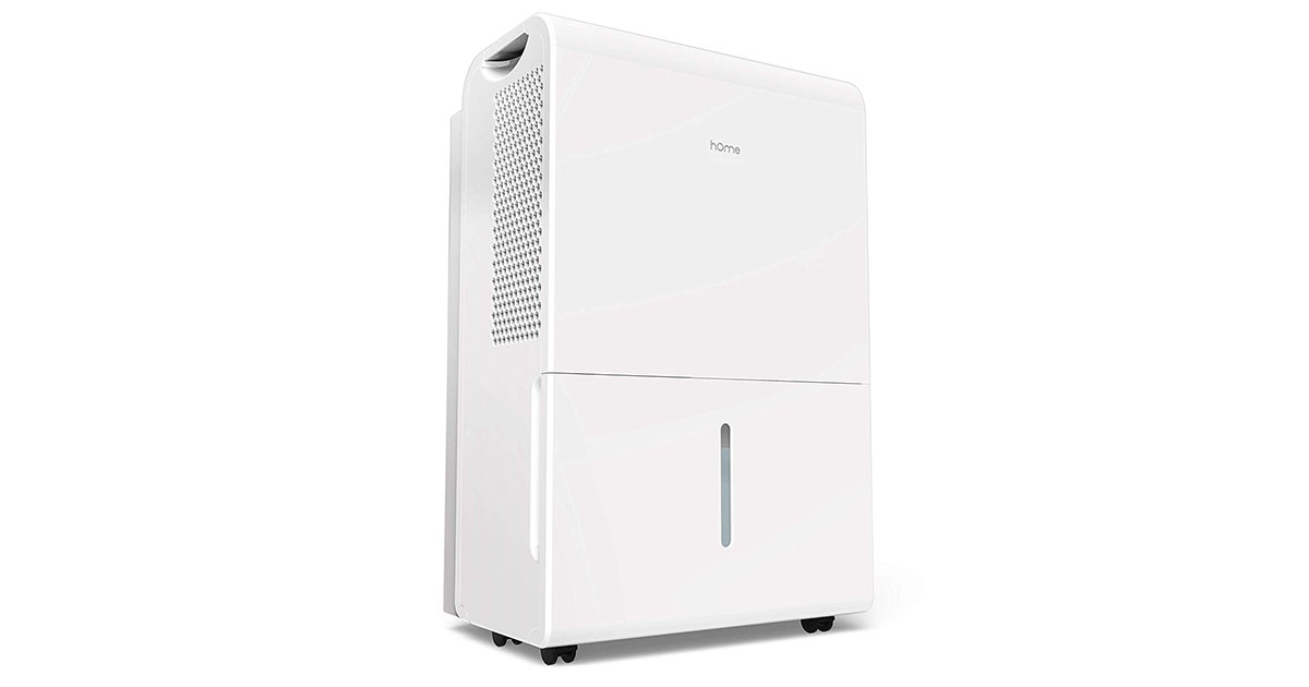 hOmeLabs 70 Pint 4000 SqFt Energy Star Dehumidifier image