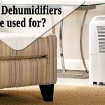 What dehumidifiers are used for image