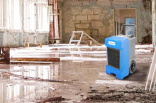 Remove large amount of Moisture with these Best Industrial & Commercial Dehumidifiers