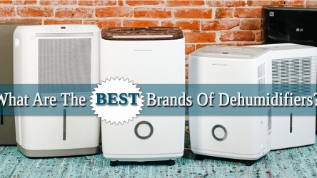 Guide on Best Brands of Dehumidifiers