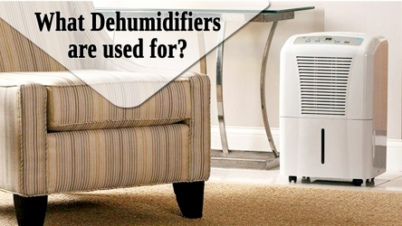 Uses of Dehumidifiers – What each type of Dehumidifier is used for?