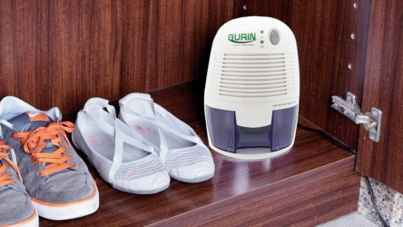 Top Rated Small Dehumidifiers for your Bathroom or RV